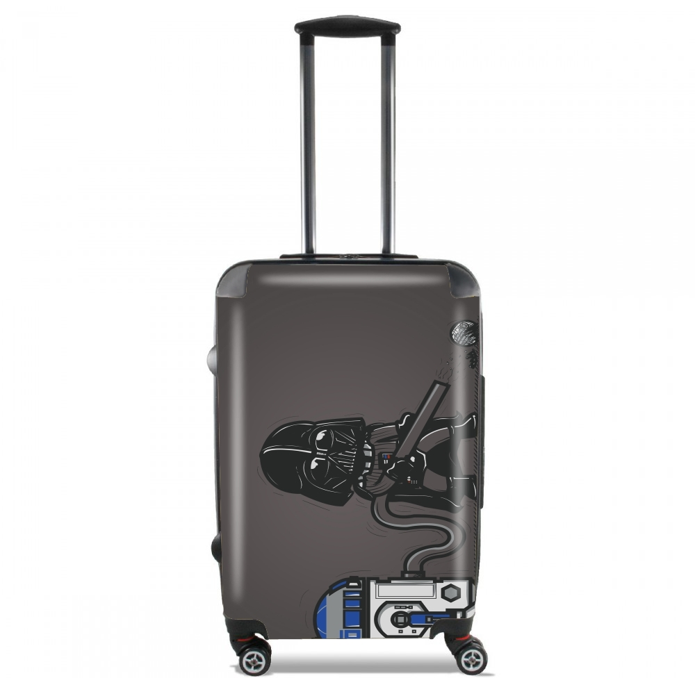 Robotic Hoover for Lightweight Hand Luggage Bag - Cabin Baggage