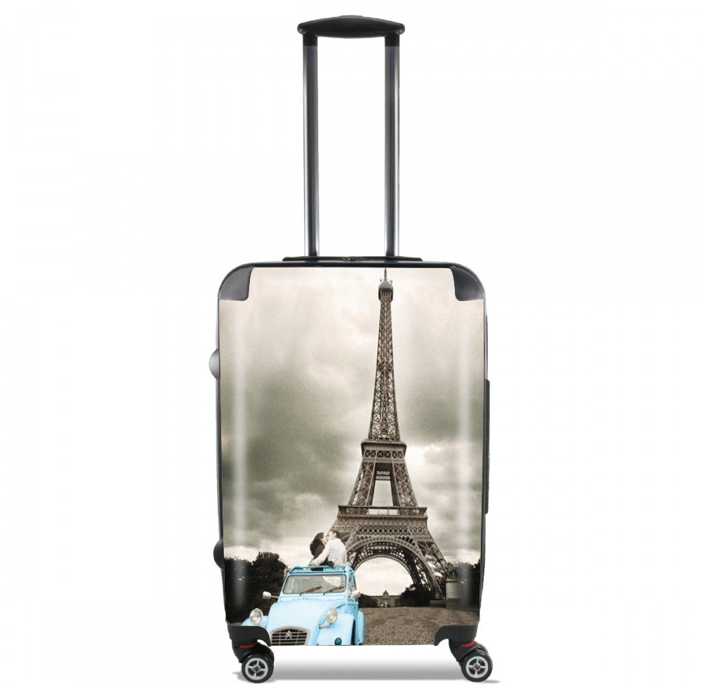 Eiffel Tower Paris So Romantique for Lightweight Hand Luggage Bag - Cabin Baggage