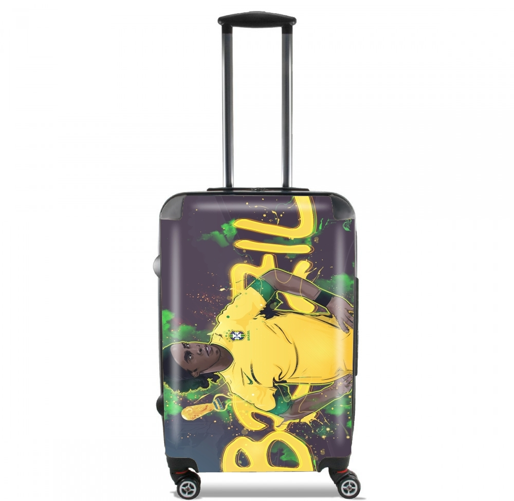 Ronaldinho Brazil Carioca for Lightweight Hand Luggage Bag - Cabin Baggage