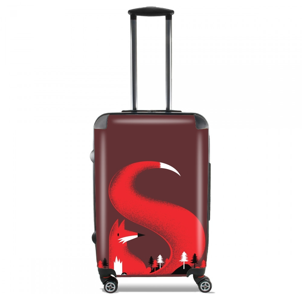 S like Fox for Lightweight Hand Luggage Bag - Cabin Baggage