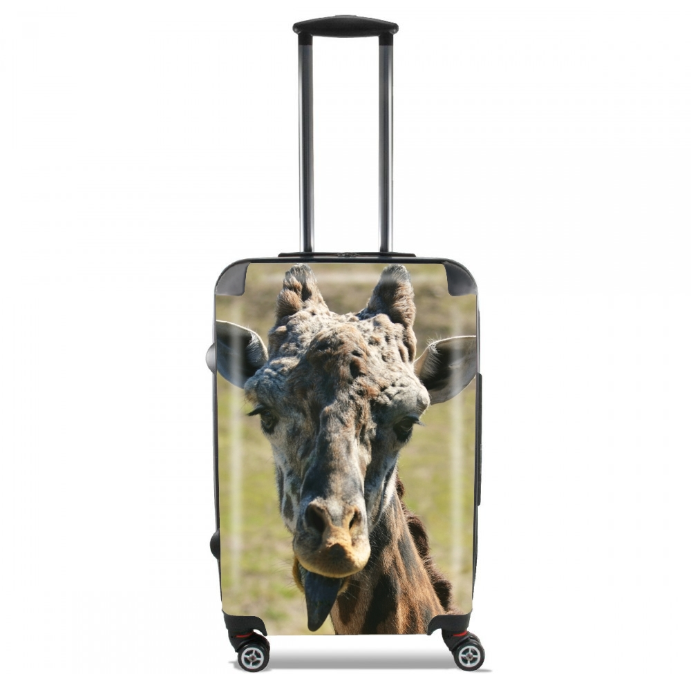 Sassy Pants Giraffe for Lightweight Hand Luggage Bag - Cabin Baggage
