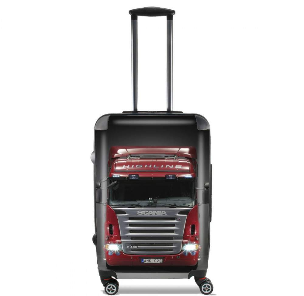 Scania Track for Lightweight Hand Luggage Bag - Cabin Baggage