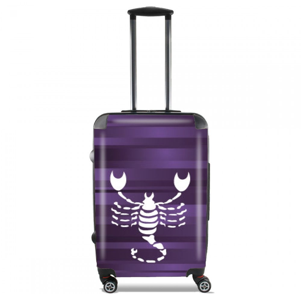 Scorpio - Sign of the zodiac for Lightweight Hand Luggage Bag - Cabin Baggage