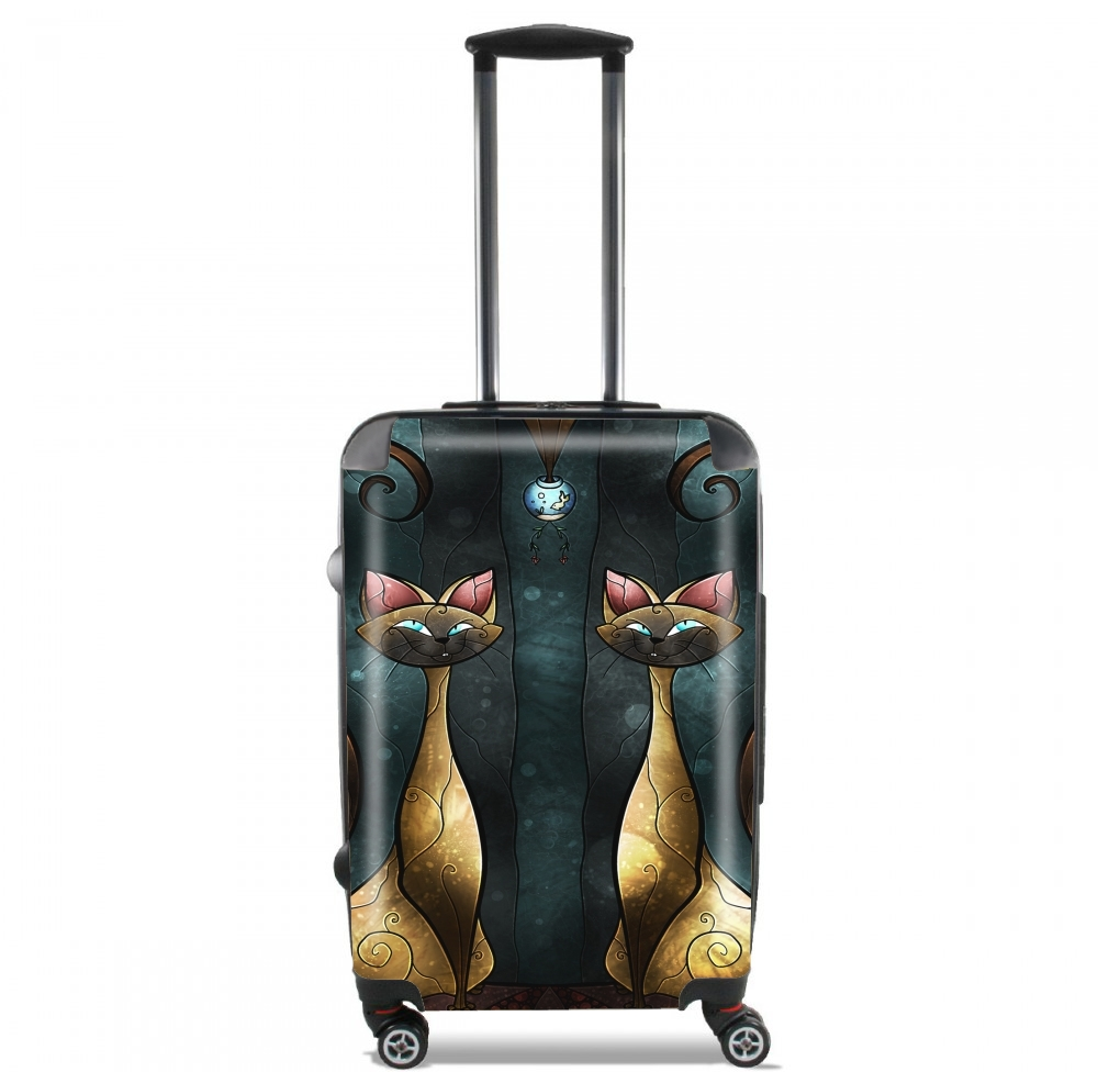 Siamese Tease for Lightweight Hand Luggage Bag - Cabin Baggage