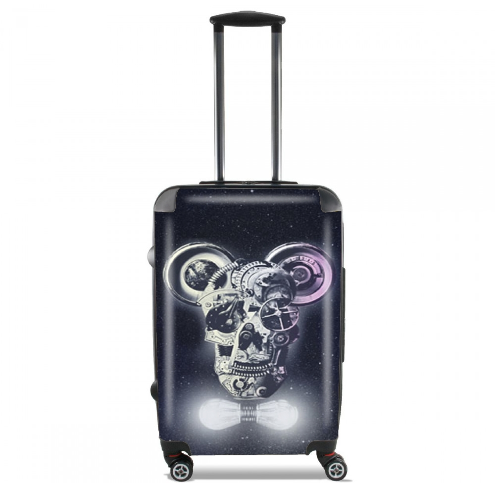 Skull Mickey Mechanics in space for Lightweight Hand Luggage Bag - Cabin Baggage