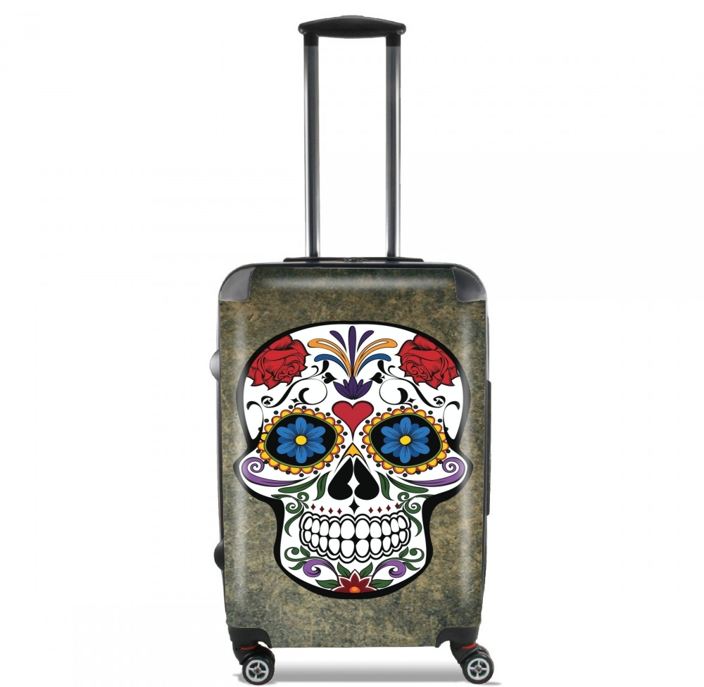 Skull for Lightweight Hand Luggage Bag - Cabin Baggage