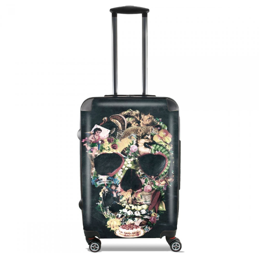 Skull Vintage for Lightweight Hand Luggage Bag - Cabin Baggage