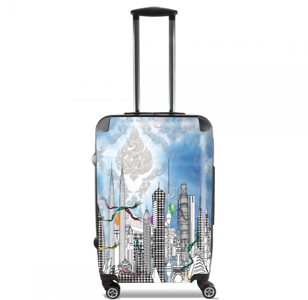 Sky tower for Lightweight Hand Luggage Bag - Cabin Baggage