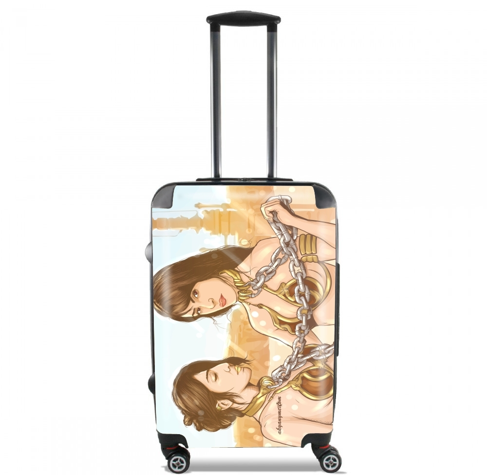 Slaves for Lightweight Hand Luggage Bag - Cabin Baggage