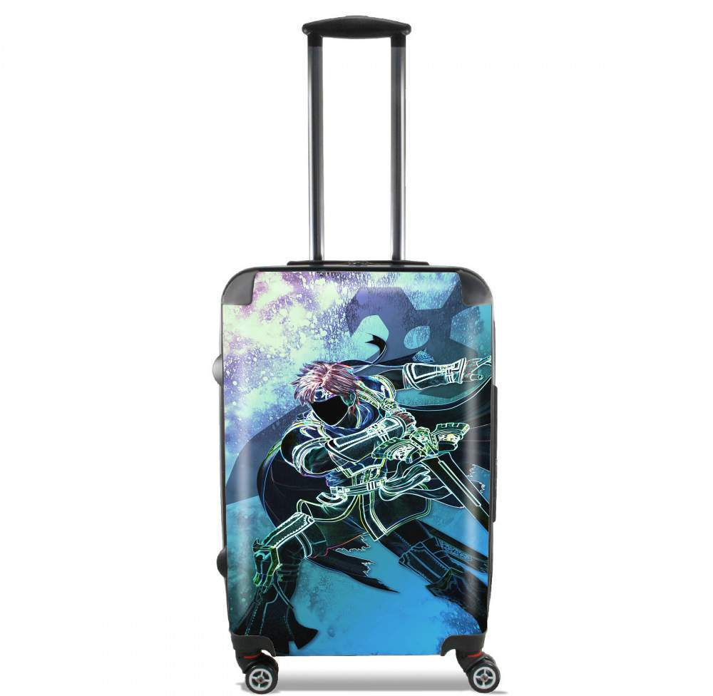 Soul of the Binding Blade for Lightweight Hand Luggage Bag - Cabin Baggage