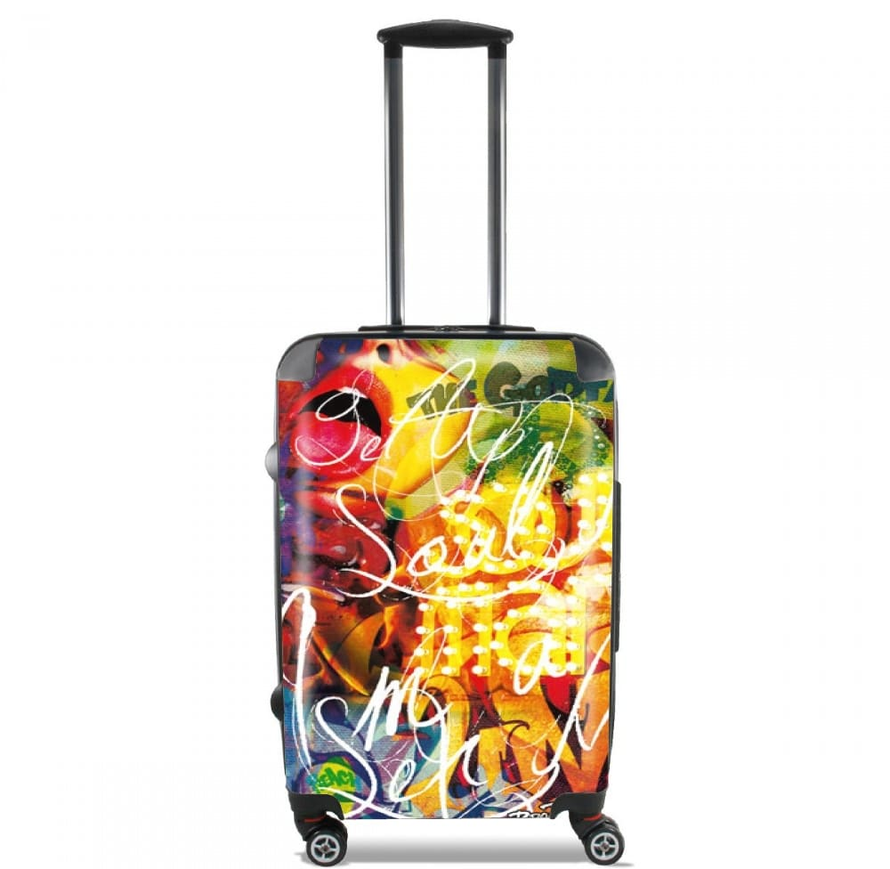 Soulman for Lightweight Hand Luggage Bag - Cabin Baggage