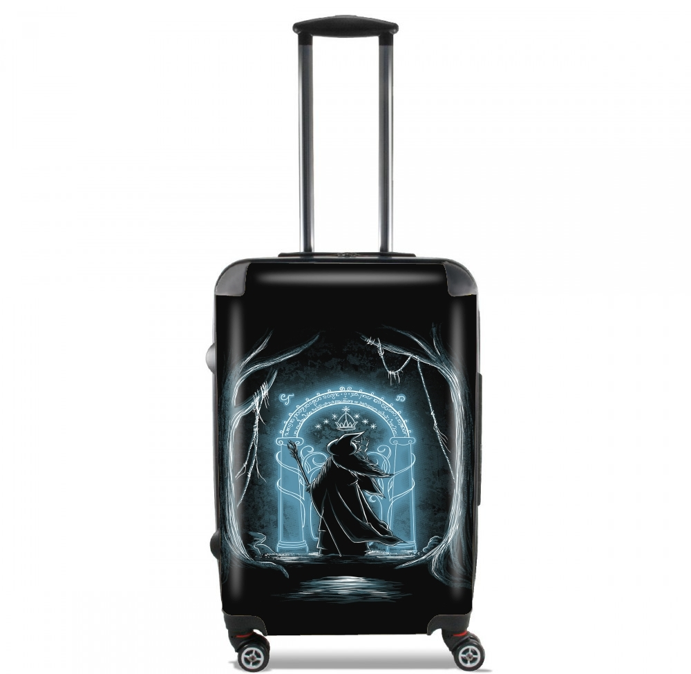 Speak Friend and Enter for Lightweight Hand Luggage Bag - Cabin Baggage