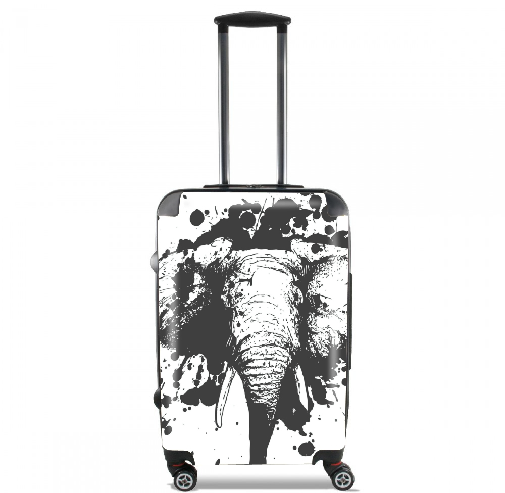 Splashing Elephant for Lightweight Hand Luggage Bag - Cabin Baggage