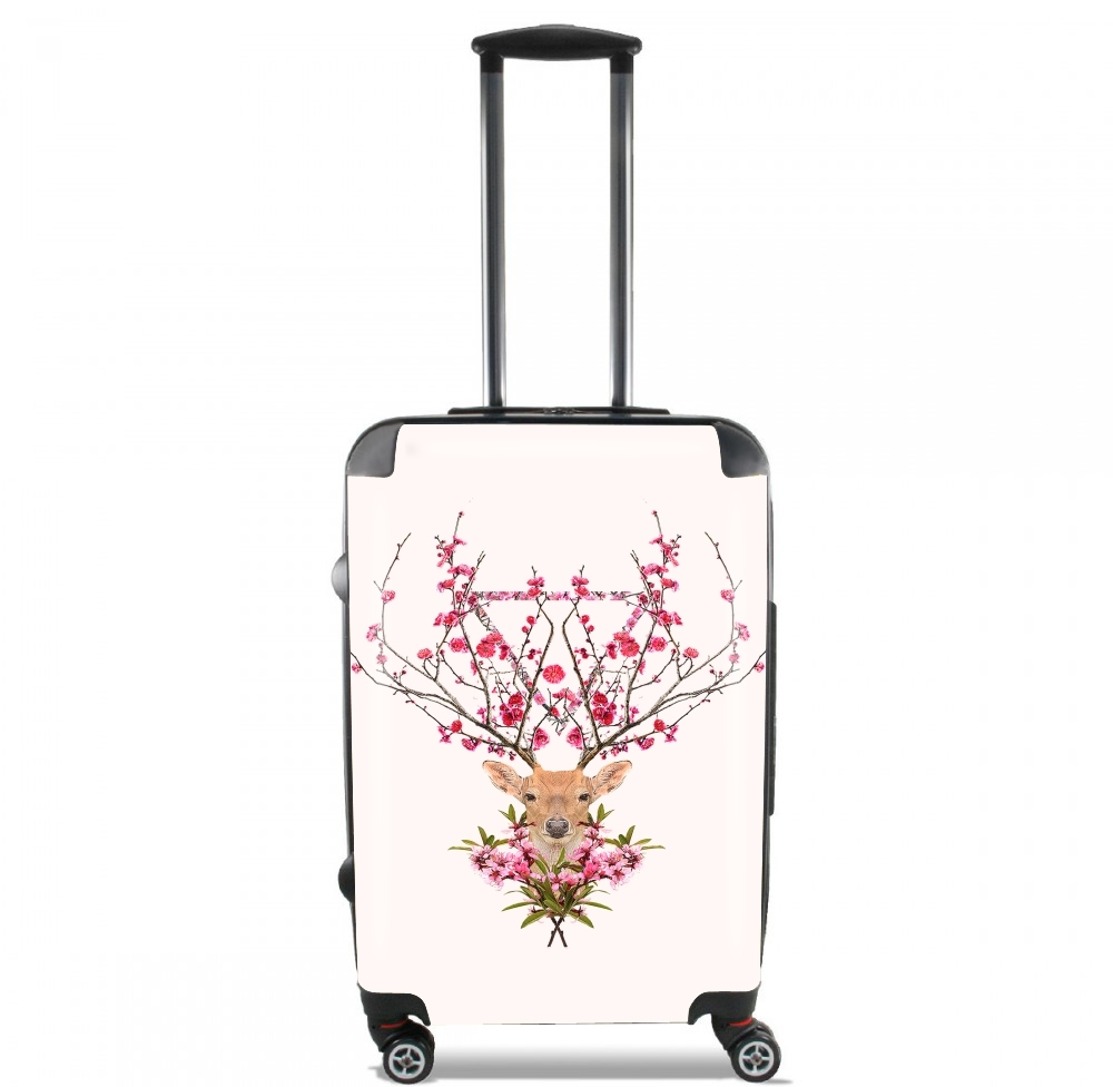 Spring Deer for Lightweight Hand Luggage Bag - Cabin Baggage