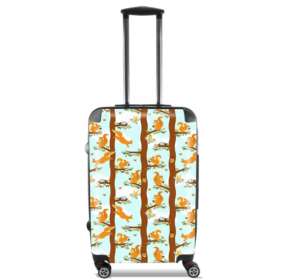 squirrel party for Lightweight Hand Luggage Bag - Cabin Baggage