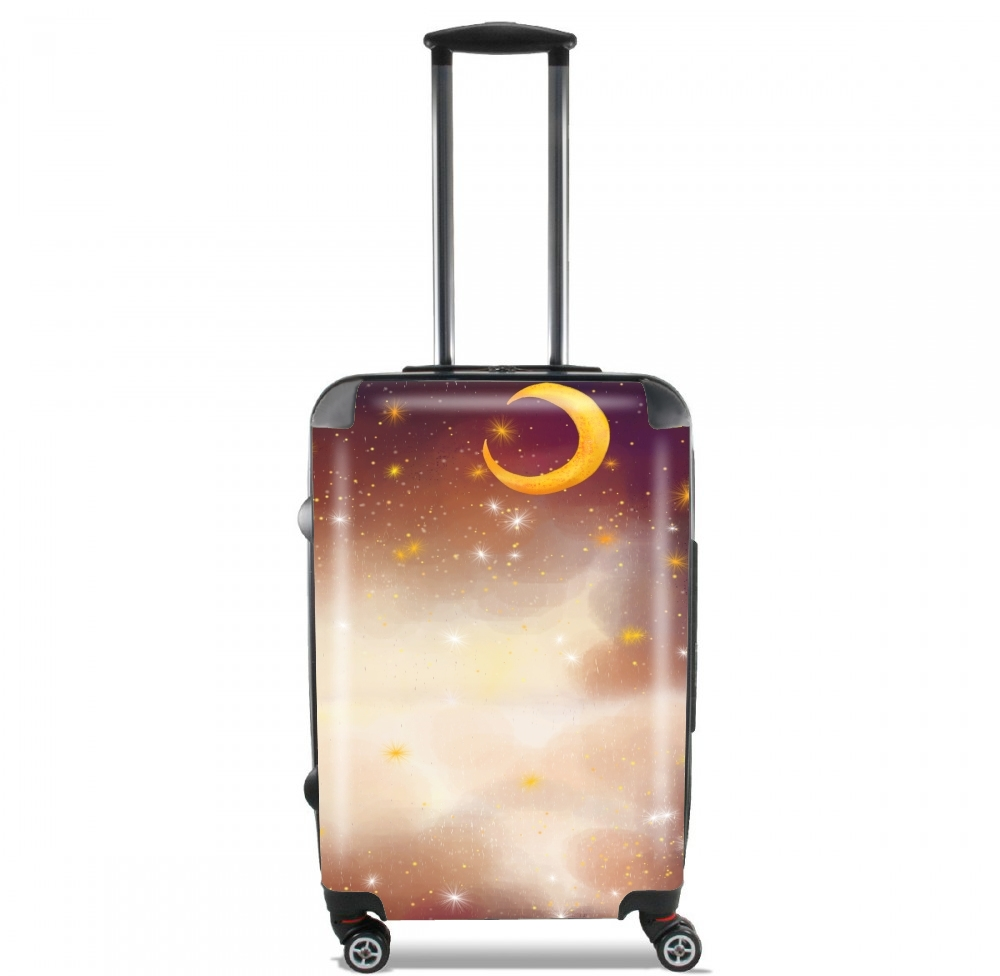Starry Night for Lightweight Hand Luggage Bag - Cabin Baggage