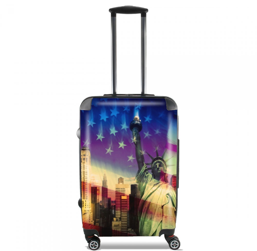 Statue of Liberty for Lightweight Hand Luggage Bag - Cabin Baggage