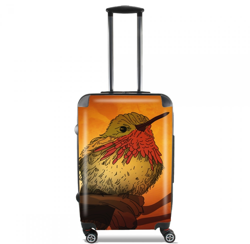 Sunset Bird for Lightweight Hand Luggage Bag - Cabin Baggage