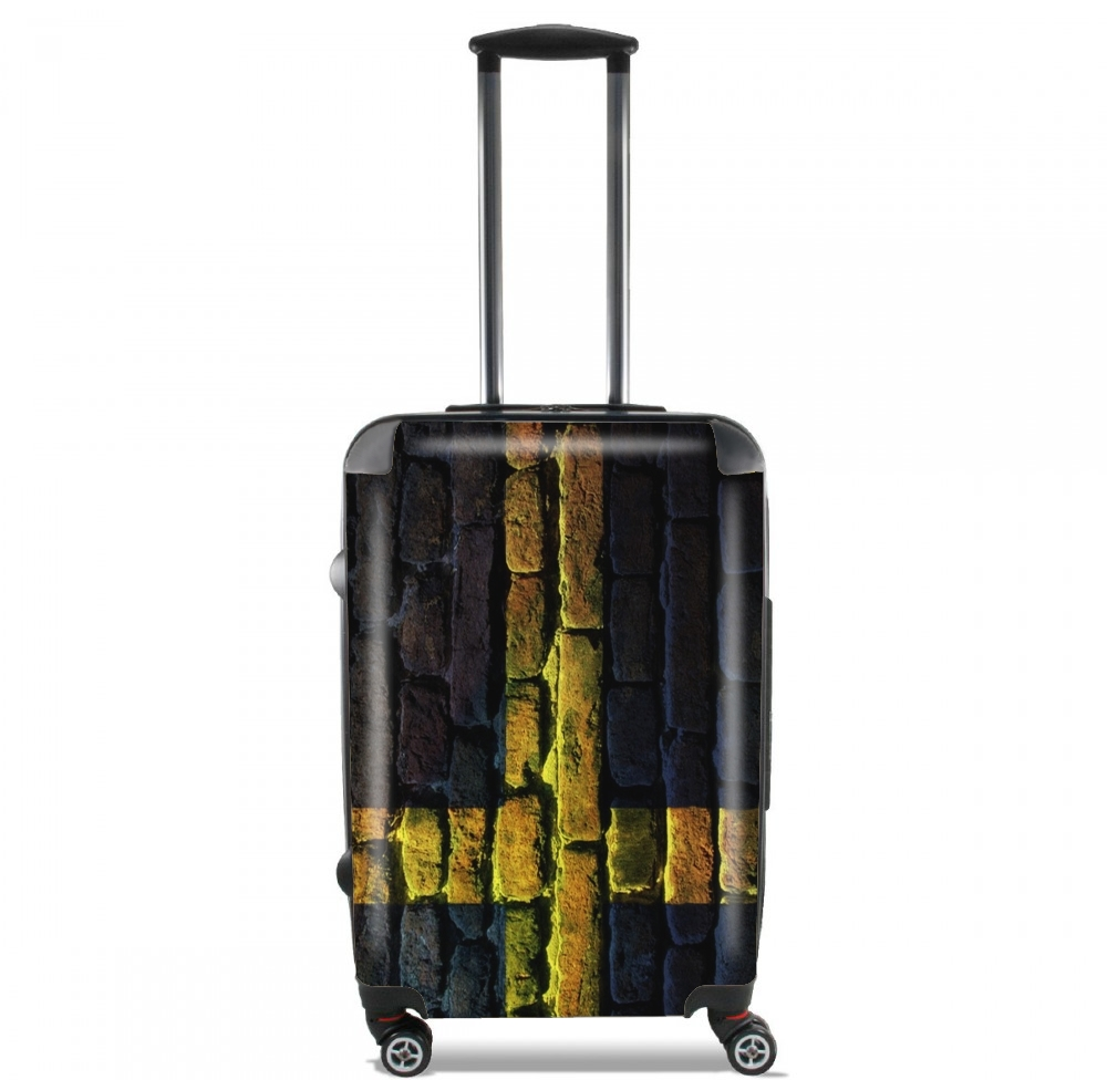 Sweden Brickwall for Lightweight Hand Luggage Bag - Cabin Baggage