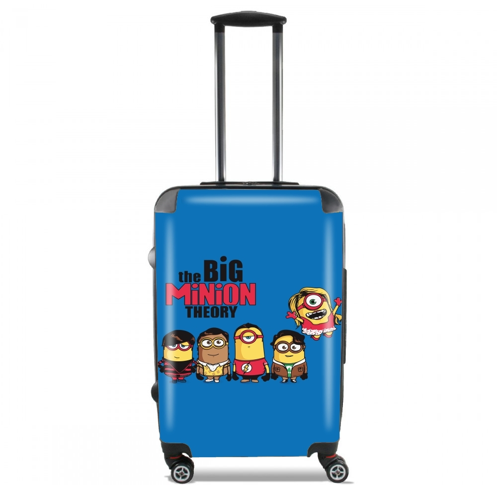 The Big Minion Theory for Lightweight Hand Luggage Bag - Cabin Baggage