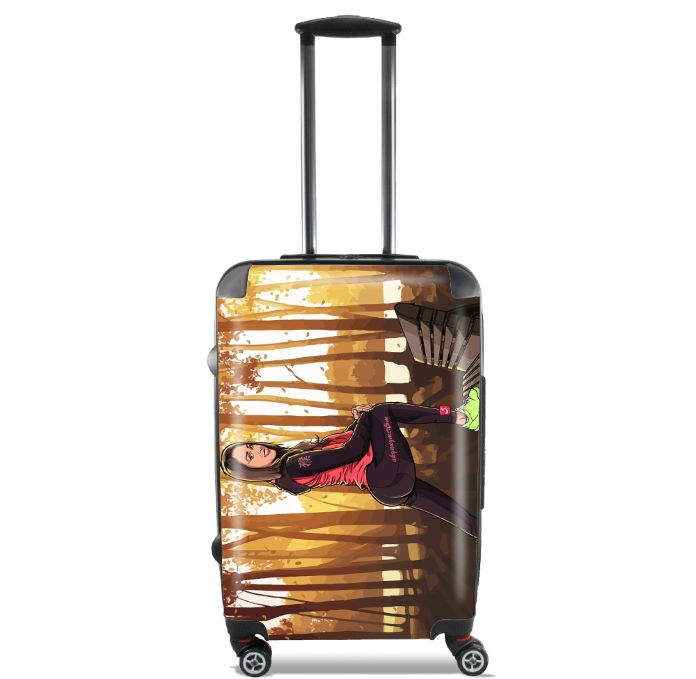 The Weather Girl for Lightweight Hand Luggage Bag - Cabin Baggage