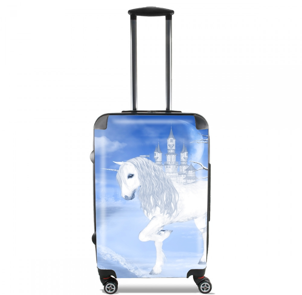 The White Unicorn for Lightweight Hand Luggage Bag - Cabin Baggage
