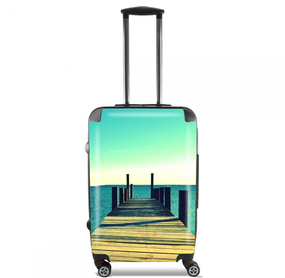 Tomorrow Will Have to Wait for Lightweight Hand Luggage Bag - Cabin Baggage