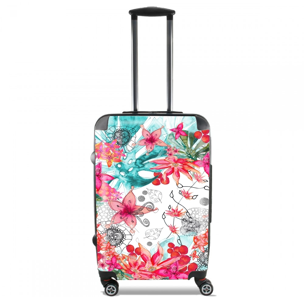 TROPICAL GARDEN for Lightweight Hand Luggage Bag - Cabin Baggage