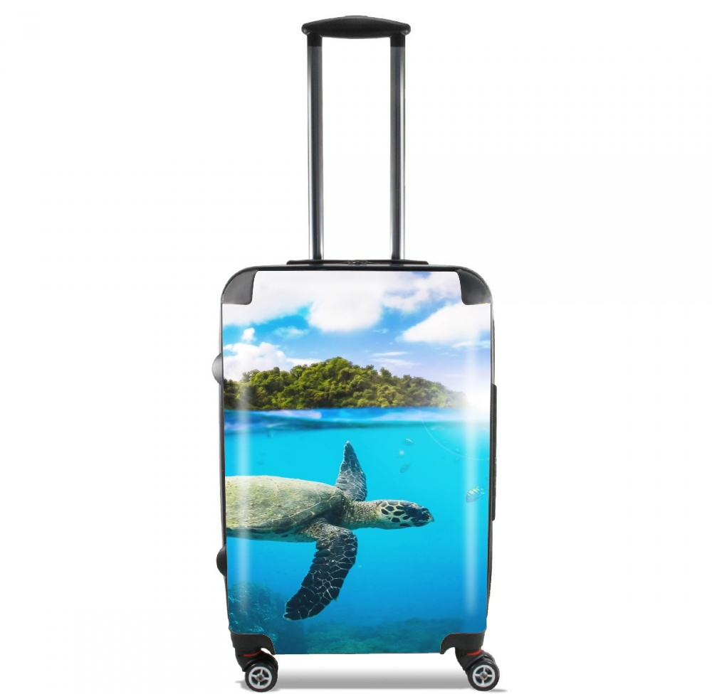 Tropical Paradise for Lightweight Hand Luggage Bag - Cabin Baggage