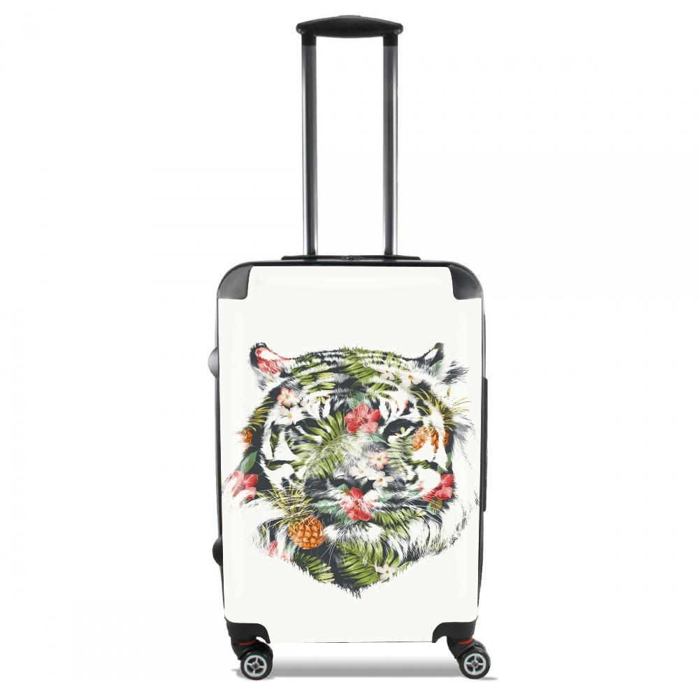 Tropical Tiger for Lightweight Hand Luggage Bag - Cabin Baggage