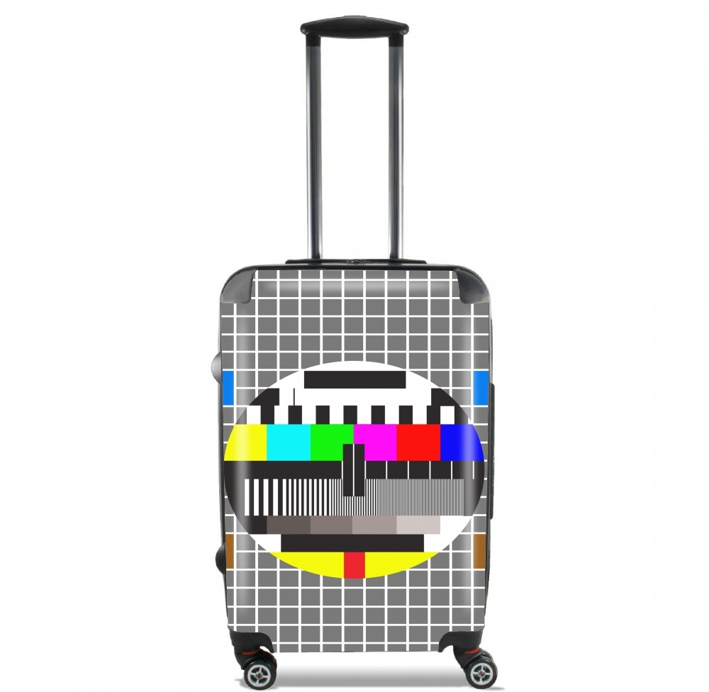 tv test screen for Lightweight Hand Luggage Bag - Cabin Baggage