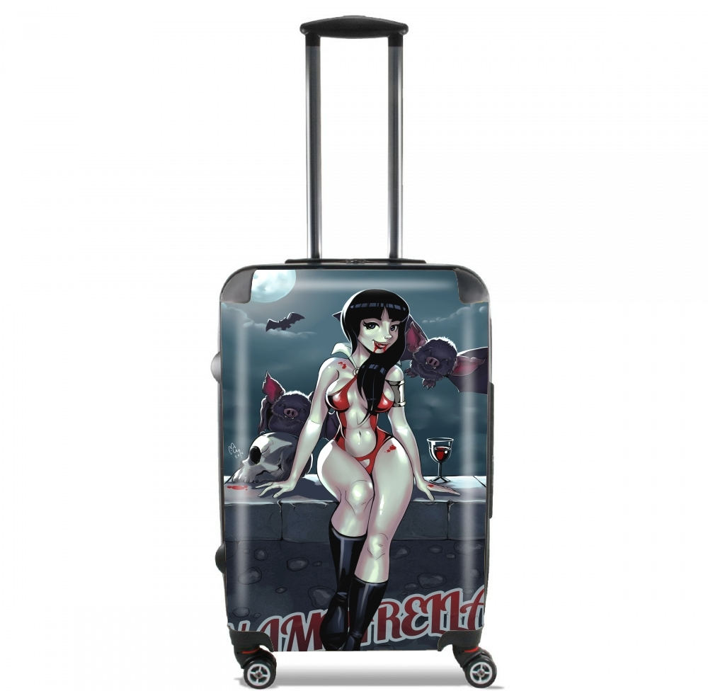 Vampirella for Lightweight Hand Luggage Bag - Cabin Baggage