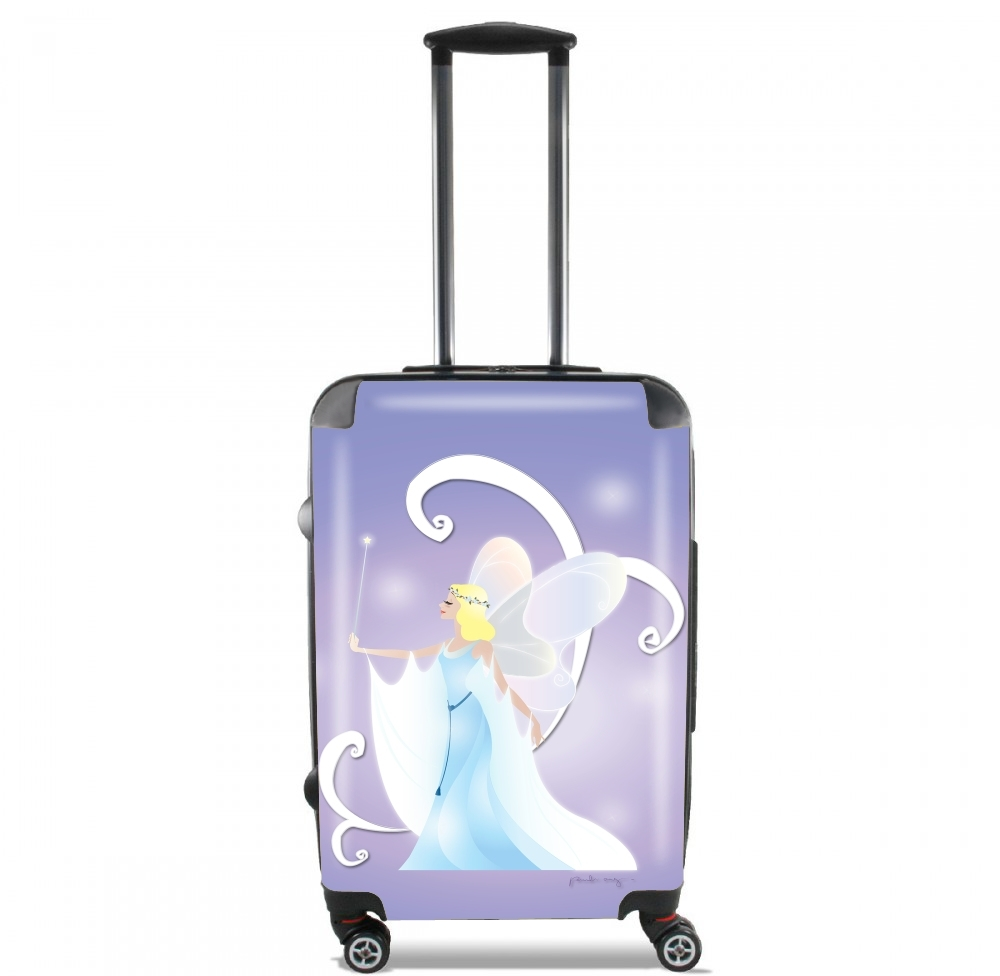 Virgo - Blue Fairy for Lightweight Hand Luggage Bag - Cabin Baggage