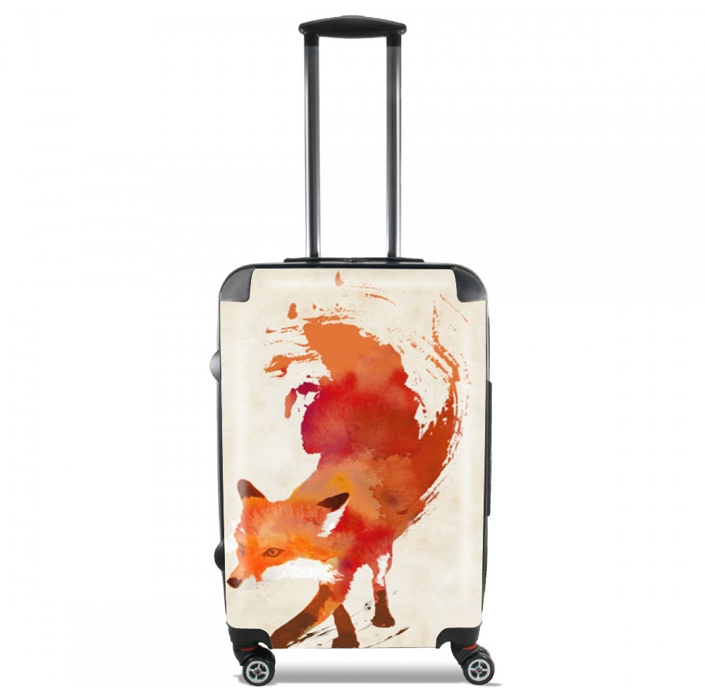 Fox Vulpes for Lightweight Hand Luggage Bag - Cabin Baggage