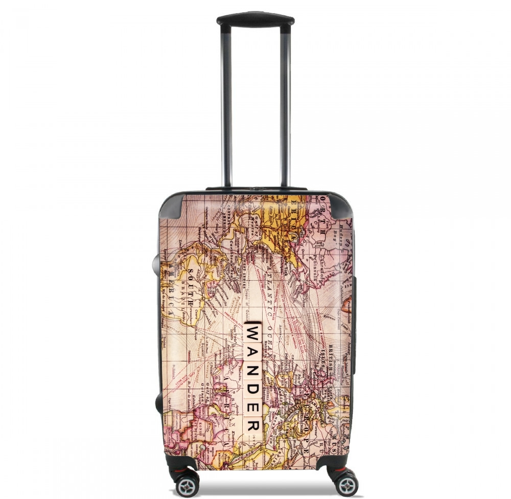 wander for Lightweight Hand Luggage Bag - Cabin Baggage