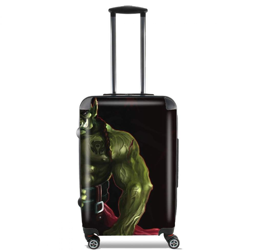 Warcraft Horde Orc for Lightweight Hand Luggage Bag - Cabin Baggage