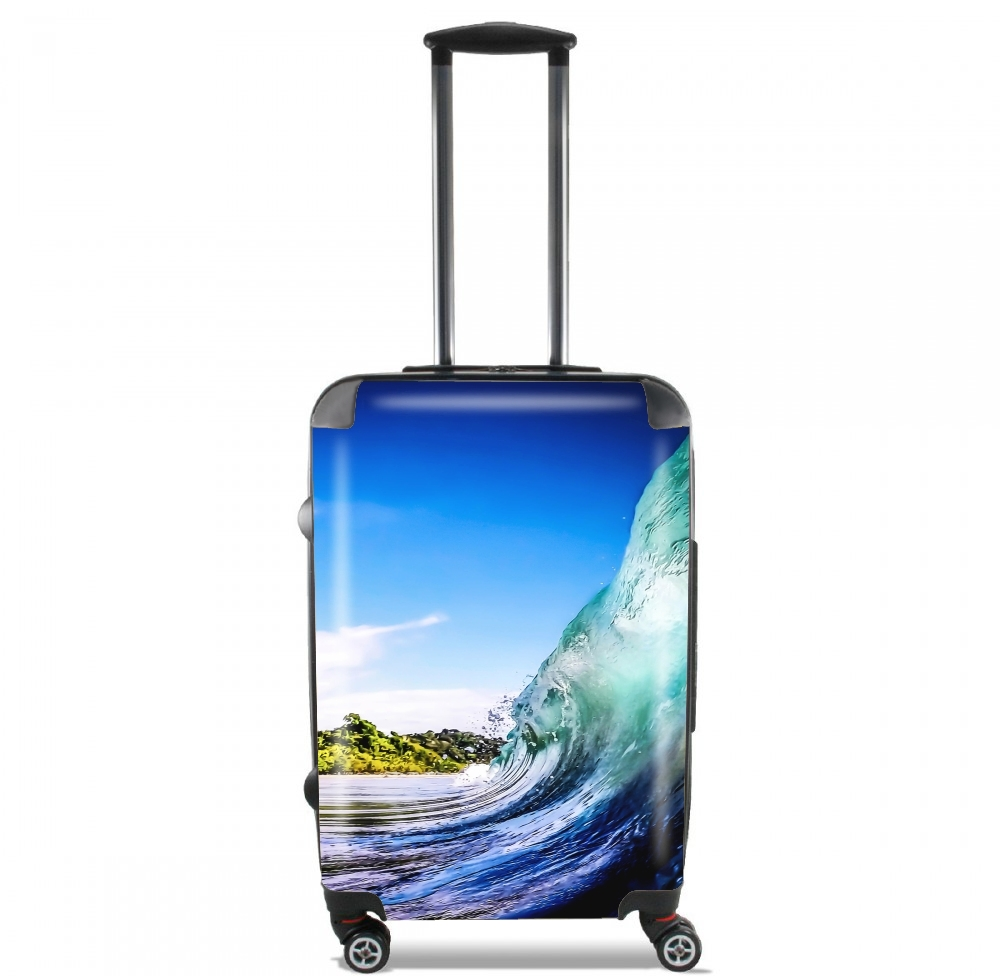Wave Wall for Lightweight Hand Luggage Bag - Cabin Baggage
