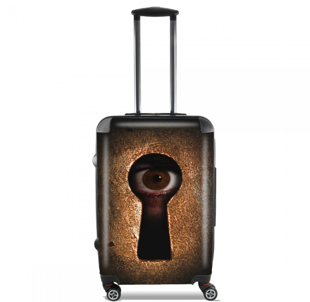 Who is watching you for Lightweight Hand Luggage Bag - Cabin Baggage