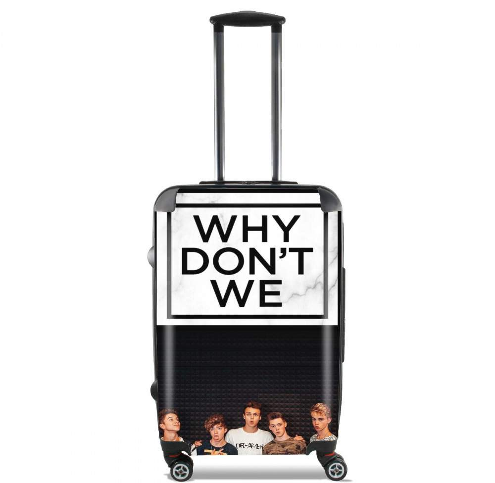 Why dont we for Lightweight Hand Luggage Bag - Cabin Baggage