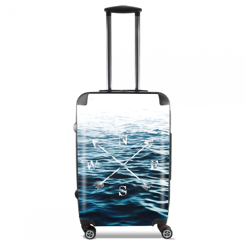 Winds of the Sea for Lightweight Hand Luggage Bag - Cabin Baggage
