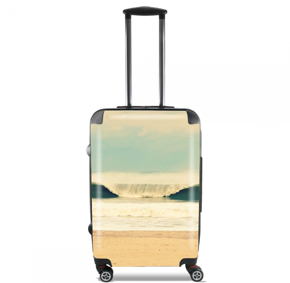 Winter Wave for Lightweight Hand Luggage Bag - Cabin Baggage