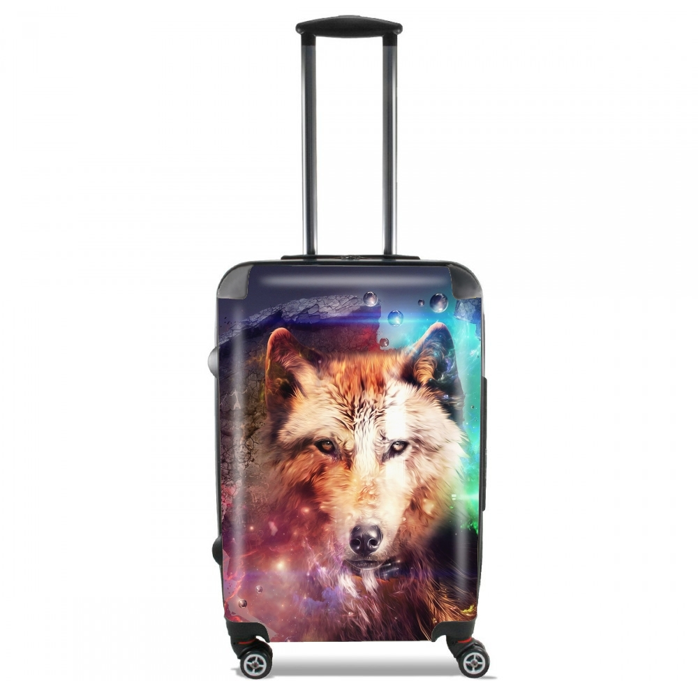 Wolf Imagine for Lightweight Hand Luggage Bag - Cabin Baggage