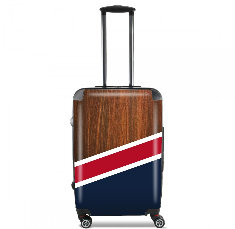 Wooden New England for Lightweight Hand Luggage Bag - Cabin Baggage