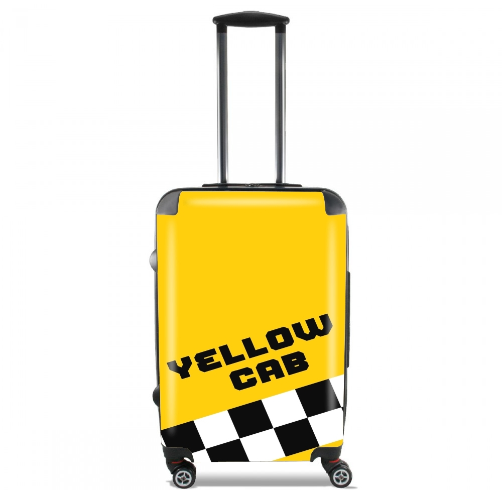 Yellow Cab for Lightweight Hand Luggage Bag - Cabin Baggage
