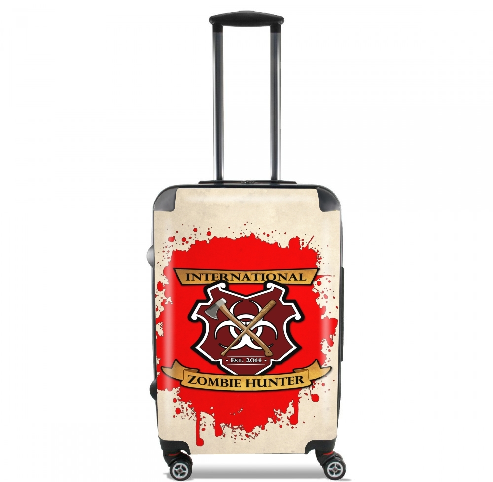 Zombie Hunter for Lightweight Hand Luggage Bag - Cabin Baggage